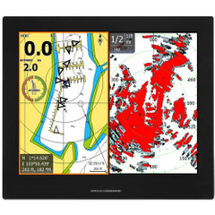 "Green Marine Multi-Touch Glass Bridge IP65 Sunlight Readable Marine Display - 19"" [BC-MT-1950]"