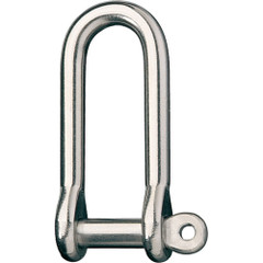 "Ronstan Long Dee Shackle - 1\/2"" Pin - 2-27\/32""L x 23\/32""W [RF626]"
