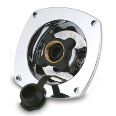 SHURFLO Pressure Reducing City Water Entry - Wall Mount - Chrome [183-029-14]