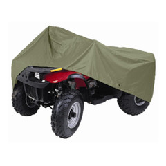Dallas Manufacturing Co. ATV Cover - 150D Polyester - Water Repellent - Olive Drab [ATV1000]