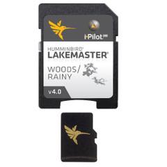 Humminbird LakeMaster Chart - Woods\/Rainy - MicroSD\/SD [600027-2]