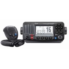 Icom M424G Fixed Mount VHF Marine Transceiver w\/Built-In GPS - Black [IC-M424G 21]