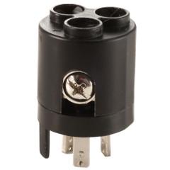 Motorguide 6-Gauge Wire Receptacle Adapter [8M0092067]
