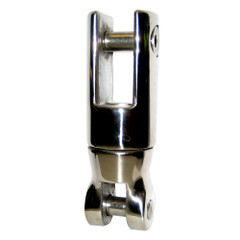 Quick SH8 Anchor Swivel - 8mm Stainless Steel Bullet Swivel - f\/11-44lb. Anchors [MMGGX6800000]