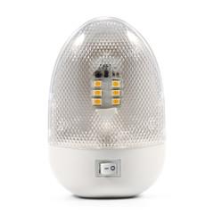 Camco LED Single Dome Light - 12VDC - 160 Lumens [41331]
