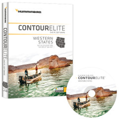 Humminbird Contour Elite - Western States - Version 2 [600012-2]