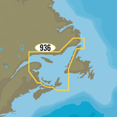 C-MAP MAX-N+ NA-Y936 - Gulf of St. Lawrence [NA-Y936]