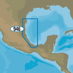 C-MAP MAX-N+ NA-Y946 - Brownsville, TX to Coatzacoalcos, MX [NA-Y946]