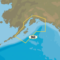 C-MAP MAX-N+ NA-Y960 - Prince William Sound, Cook Inlet & Kodiak Island [NA-Y960]