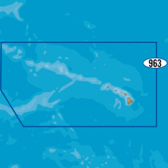 C-MAP MAX-N+ NA-Y963 - Hawaiian Islands [NA-Y963]