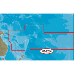C-MAP MAX-N+ PC-Y204 - South Pacific Islands [PC-Y204]