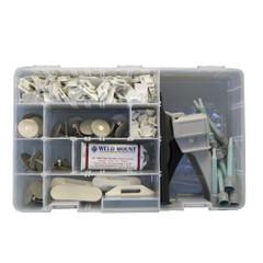 Weld Mount Executive Adhesive & Fastener Kit w\/AT-8040 Adhesive [1001003]