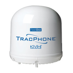 KVH TracPhone Fleet One Compact Dome w\/10M Cable [01-0398]