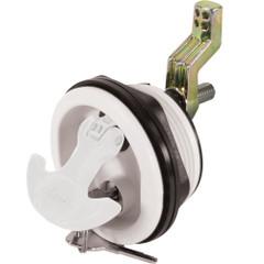 Whitecap Locking Nylon T-Handle - White\/White [3226WC]
