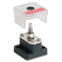 BEP Pro Installer Single Insulated Stud w\/Power Tap Plate - 8mm [IST-8MM-1SPT]