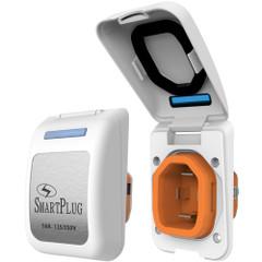 SmartPlug 50 Amp Non Metallic White Inlet [BM50PW]