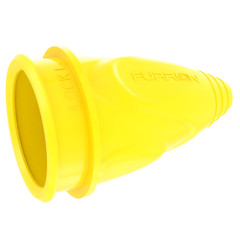 Furrion 30A Male Connector Cover Yellow [F30COV-SY]