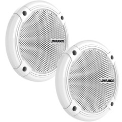 "Lowrance 6.5"" Speakers - 200W [000-12304-001]"