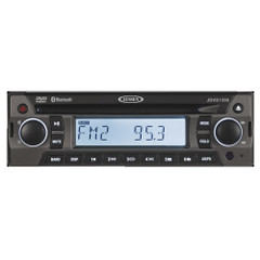 Jensen JDVD1500 AM\/FM\/CD\/DVD\/Bluetooth Stereo [JDVD1500]
