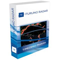 Nobeltec TZ Navigator Furuno Radar Module - Digital Download [TZ-101]