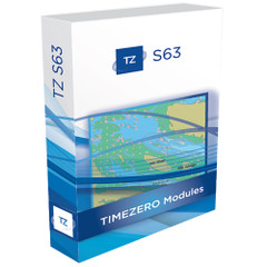 Nobeltec TZ Professional S63 Module - Digital Download [TZ-110]