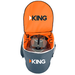 KING Portable Satellite Antenna Carry Bag f/Tailgater or Quest Antenna [CB1000]