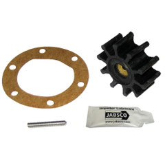 """Jabsco Impeller Kit - 10 Blade - Neoprene - 2"""" Diameter x 7\/8""""W Pin Drive Insert [18673-0001-P]"""