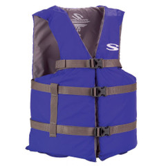 Stearns Classic Series Adult Universal Life Vest - Blue\/Grey [3000004475]