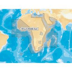 Navionics+ Africa & Middle East - microSD [MSD\/NAV+30XG\/ROW]