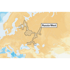 Navionics+ Russia West - microSD [MSD\/NAV+52XG\/ROW]