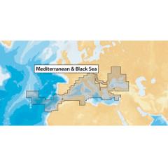 Navionics+ Mediterranean & Black Sea - microSD [MSD\/NAV+43XG\/ROW]