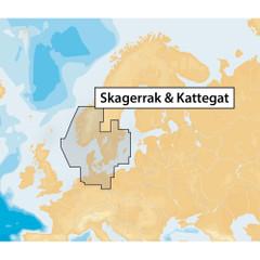 Navionics+ Skagerrak & Kattegat - microSD [MSD\/NAV+45XG\/ROW]