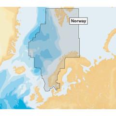 Navionics+ Norway - microSD [MSD\/NAV+49XG\/ROW]