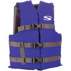 Stearns Classic Youth Life Jacket f\/50-90lbs - Blue\/Grey [3000004473]