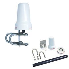 Iridium Beam Pole\/Mast Mount Antenna f\/GO!® [RST710]
