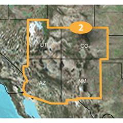Garmin TOPO US 24K Southwest - microSD\/SD [010-C1134-00]