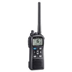 Icom M73 Handheld VHF - 6 Watts - IPX8 Submersible - Black [M73 21]