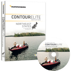 Humminbird Contour Elite - NorthEast States - Version 2.0 [600046-2]