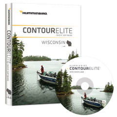 Humminbird Contour Elite - Wisconsin - Version 6 [600026-4]