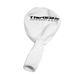 Tigress White Helium Ballons [88615-1]