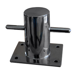 "Dock Edge Stainless Steel Bollard - 4-3\/4"" [2904-F]"