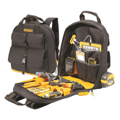 CLC DGC530 DEWALT 23 Pocket USB Charging Tool Backpack [DGC530]