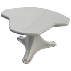 KING Jack w\/Mount Directional HDTV Antenna w\/Signal Finder - White [OA8500]