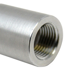"Rupp 3\/4"" x 12"" Threaded Aluminum Pipe [09-1050-12]"