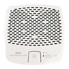Xintex Carbon Monoxide Alarm - Battery Operated - White [CMD5-MB-R]