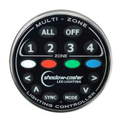 Shadow-Caster Multi-Zone Lighting Controller - 4-Independent Zones [SCM-ZC]