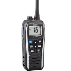 Icom M25 Floating VHF - 5W - Pearl White [M25 41]