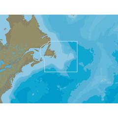 C-MAP NT+ NA-C204 Newfoundland & The Grand Banks - C-Card Format [NA-C204C\/CARD]