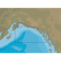 C-MAP NT+ NA-C811 Chatham Strait to Prince William Sound - FP-Card Format [NA-C811FPCARD]