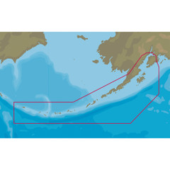 C-MAP NT+ NA-C812 Seaward to Attu Island - FP-Card Format [NA-C812FPCARD]